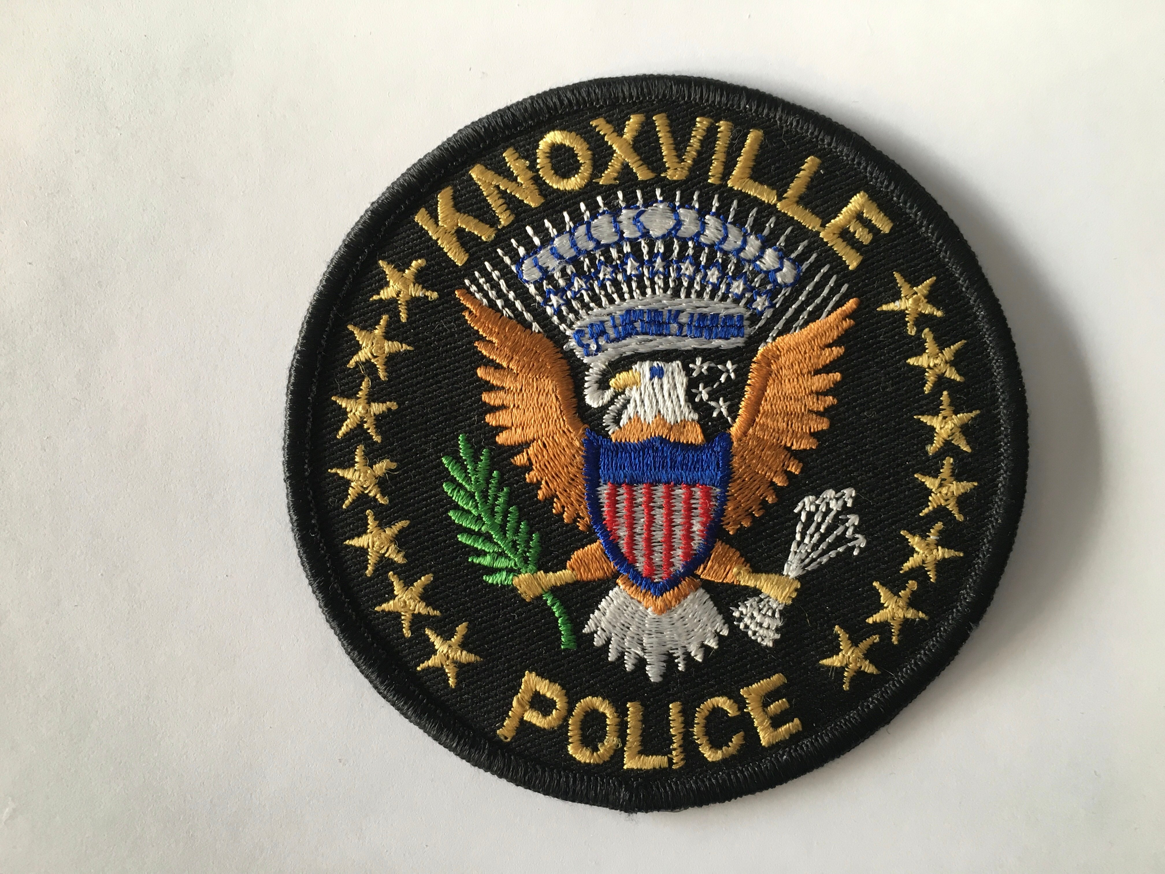 USA - Tennessee - Knoxville police