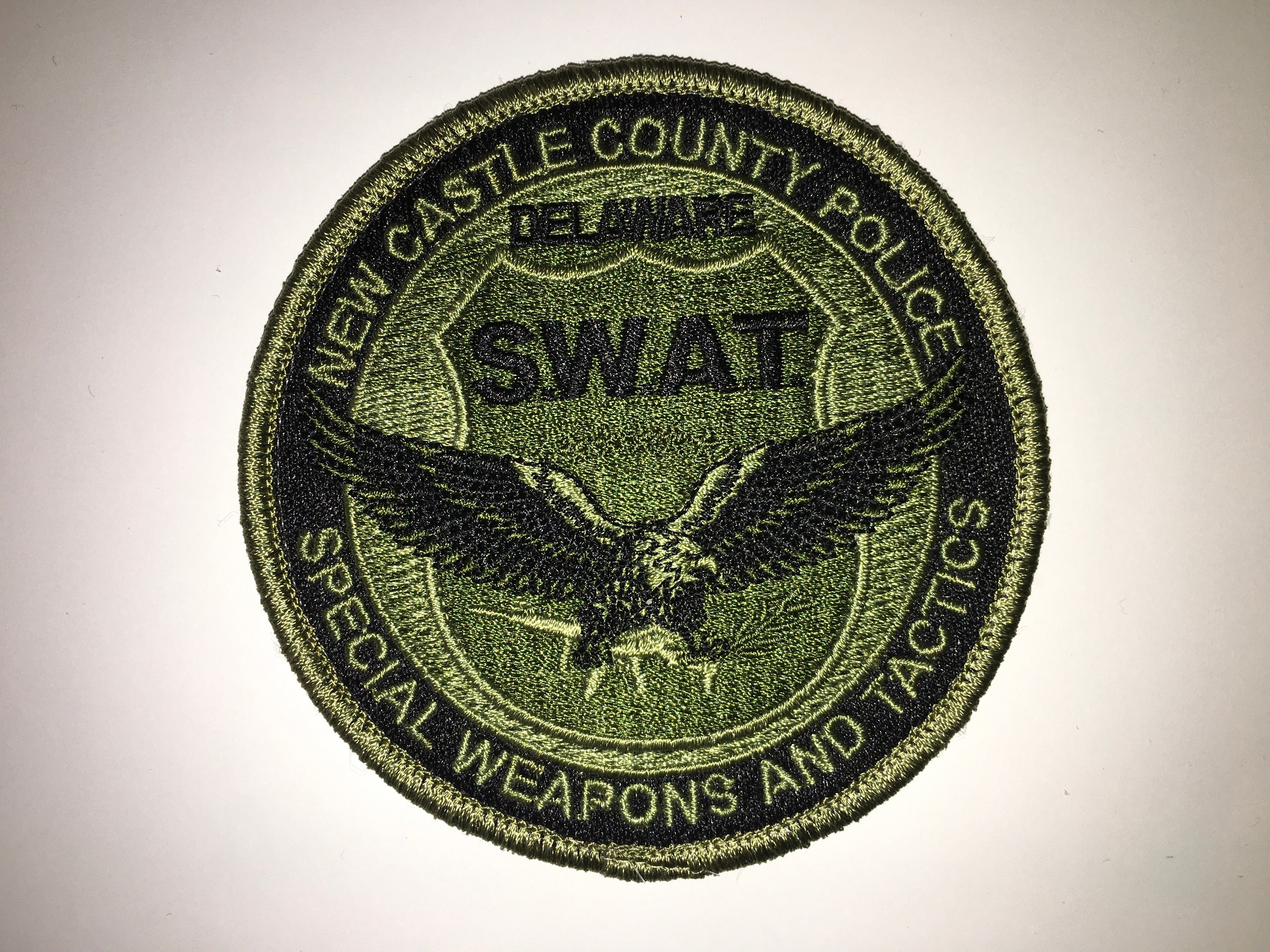 USA- Delware - New Castle County Police SWAT (tactical)