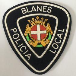 Spain - Policia Local Blanes